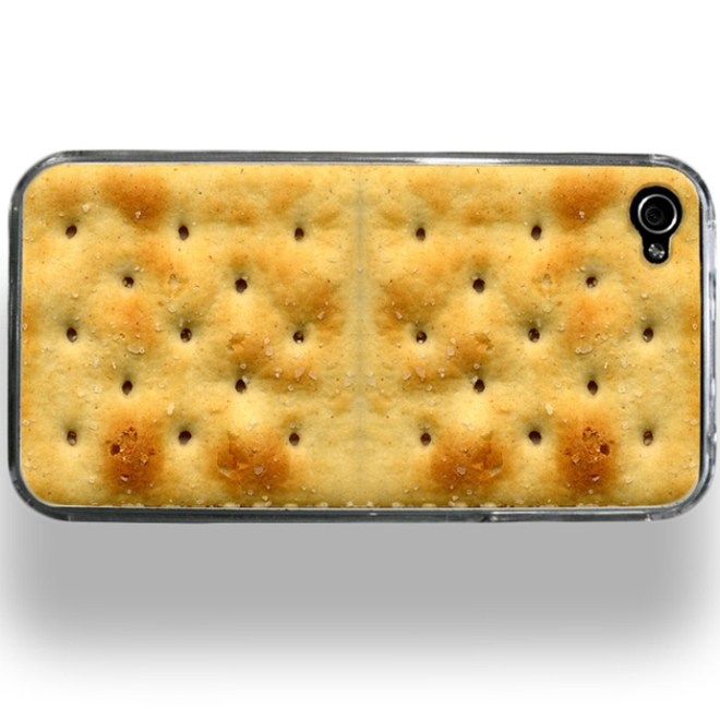 Biscuit iphone skins
