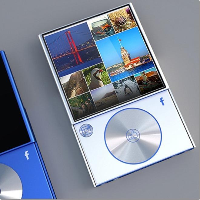 Concept Facebook Phone 01