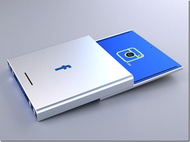 Concept Facebook Phone 02