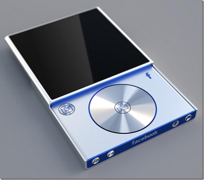 Concept Facebook Phone 03