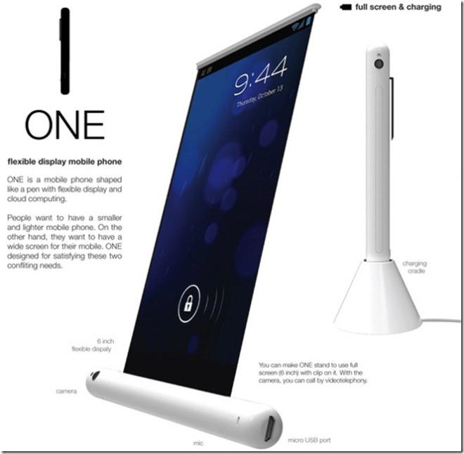 Concept phone – pen03