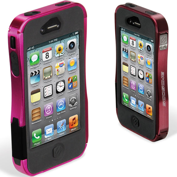 Scosche RAILkase for iPhone 4 & 4S