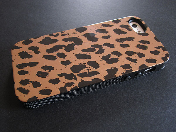 Lenntek Sonix Inlay + Inlay Print for iPhone 5 03