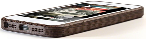 Miniot shows new Book, Pouch, iWood for iPhone 5 03