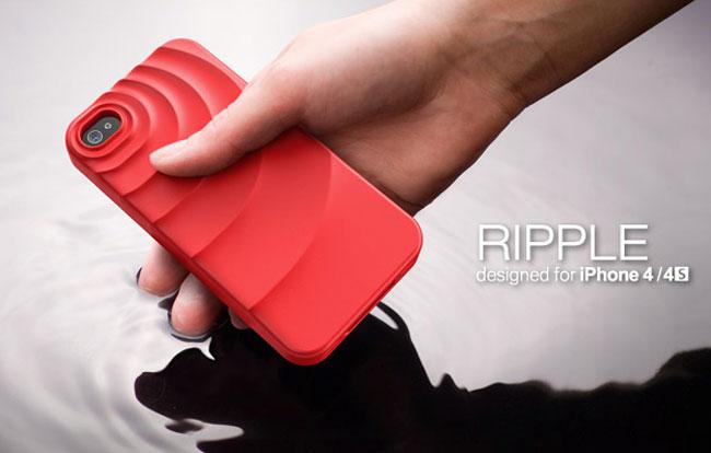 Musubo Ripple iPhone 4 Case 02