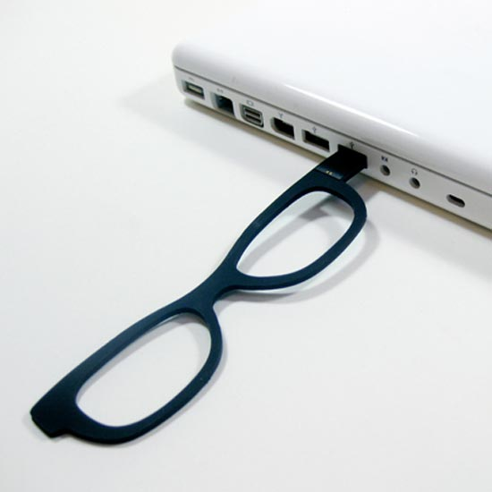USB Gadgets – Four Eyes USB Flash Drive 01