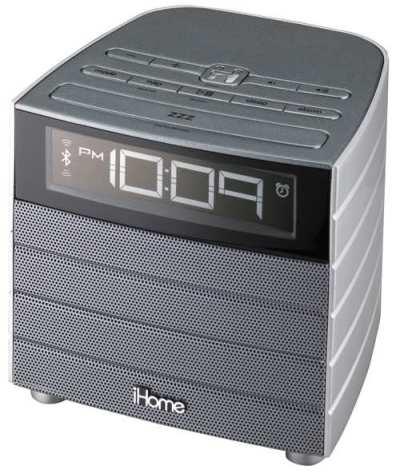 iBT20 Alarm Clock