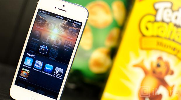 Best nutritional and food information app for iPhone
