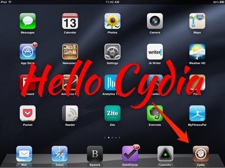 Hello Cydia